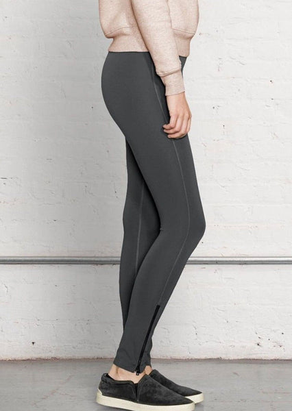 RAG & BONE/JEAN : LAWSON LEGGINGS, CHARCOAL $198