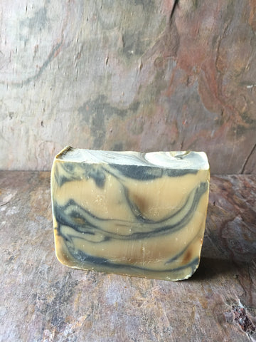Sugared Northwoods Cold Process Soap