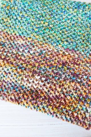 Hummingbird Luxury Knit Cowl