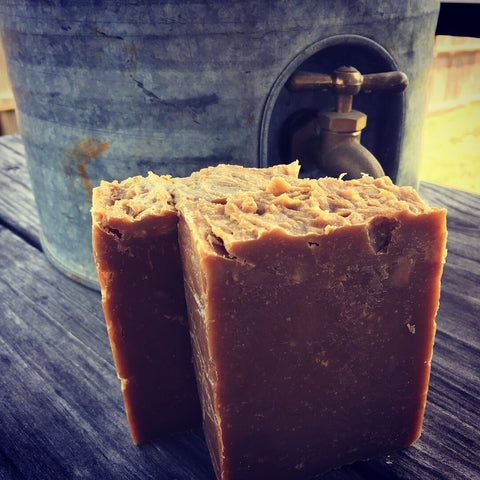 Double Chai Cold Process Soap