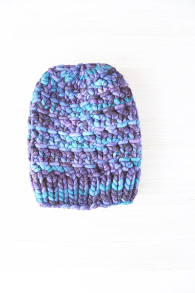 Whales Road Beth Luxury Knit Beanie