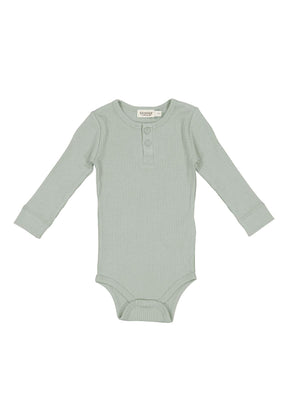 Load image into Gallery viewer, MARMAR COPENHAGEN Long Sleeve Bodysuit - Sage