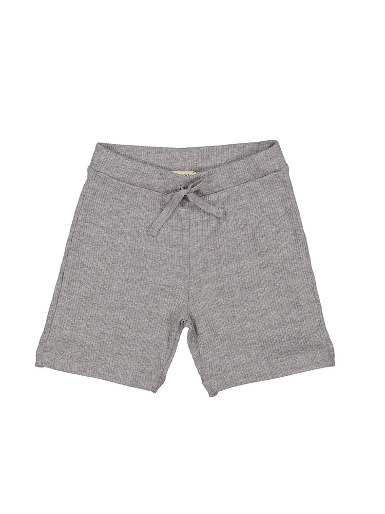 Load image into Gallery viewer, MARMAR COPENHAGEN Shorts - Grey Melange