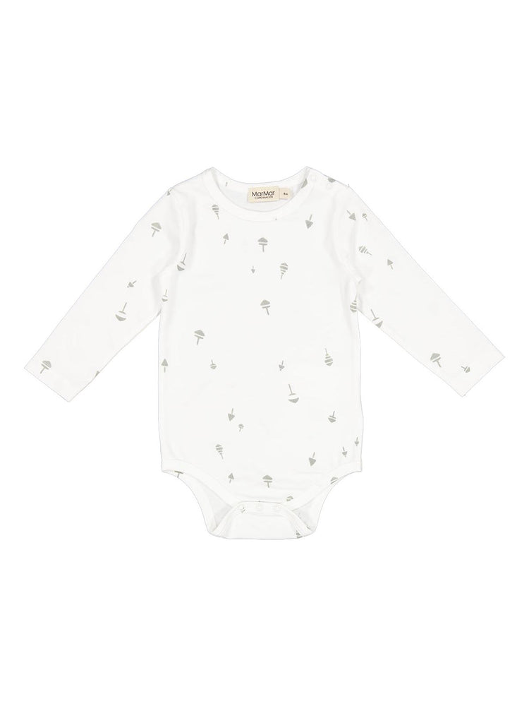 Load image into Gallery viewer, MARMAR COPENHAGEN Long Sleeve Bodysuit - Spinning Top