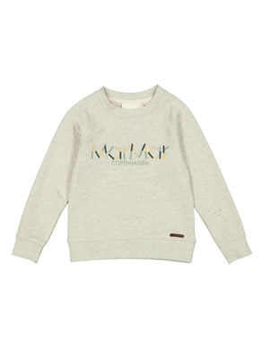 Load image into Gallery viewer, MARMAR COPENHAGEN Thadeus Sweater - Llama Nebs