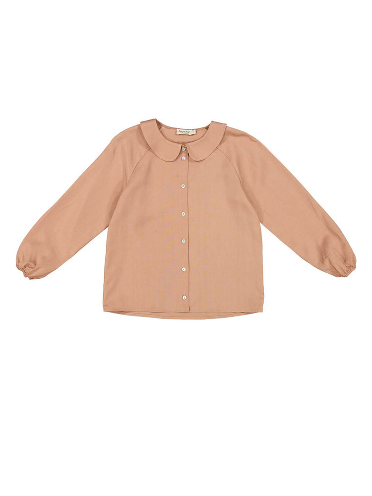 Load image into Gallery viewer, MARMAR COPENHAGEN Tammes Blouse - Rose Brown