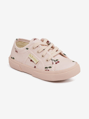 KONGES SLOJD x Superga Sneakers - Cherry Blush