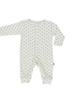Load image into Gallery viewer, POUDRE ORGANIC Onesie - Lipstick
