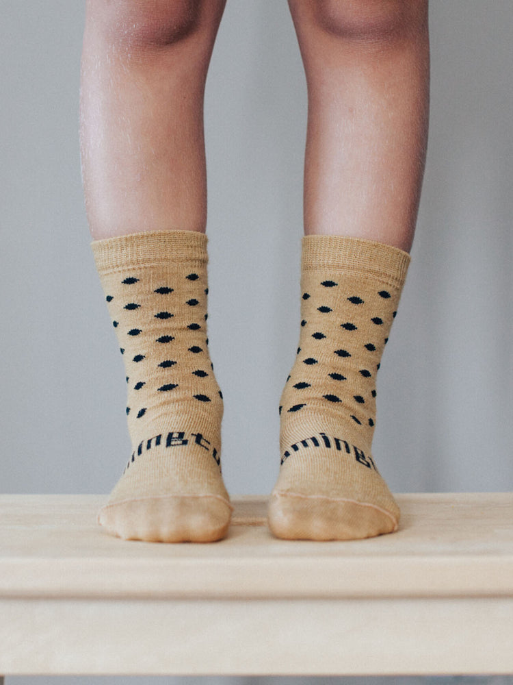 Load image into Gallery viewer, LAMINGTON Acorn Socks - Child