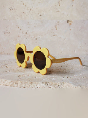 Load image into Gallery viewer, ELLE PORTE Daisy Sunglasses - Banana