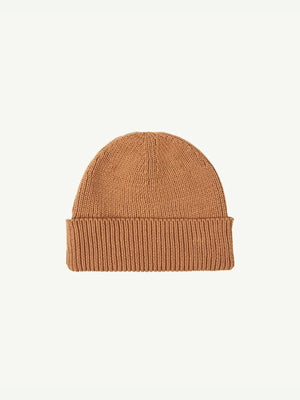 SUMMER AND STORM Cotton Beanie - Tan