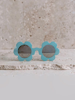 Load image into Gallery viewer, ELLE PORTE Daisy Sunglasses - Blue Haven