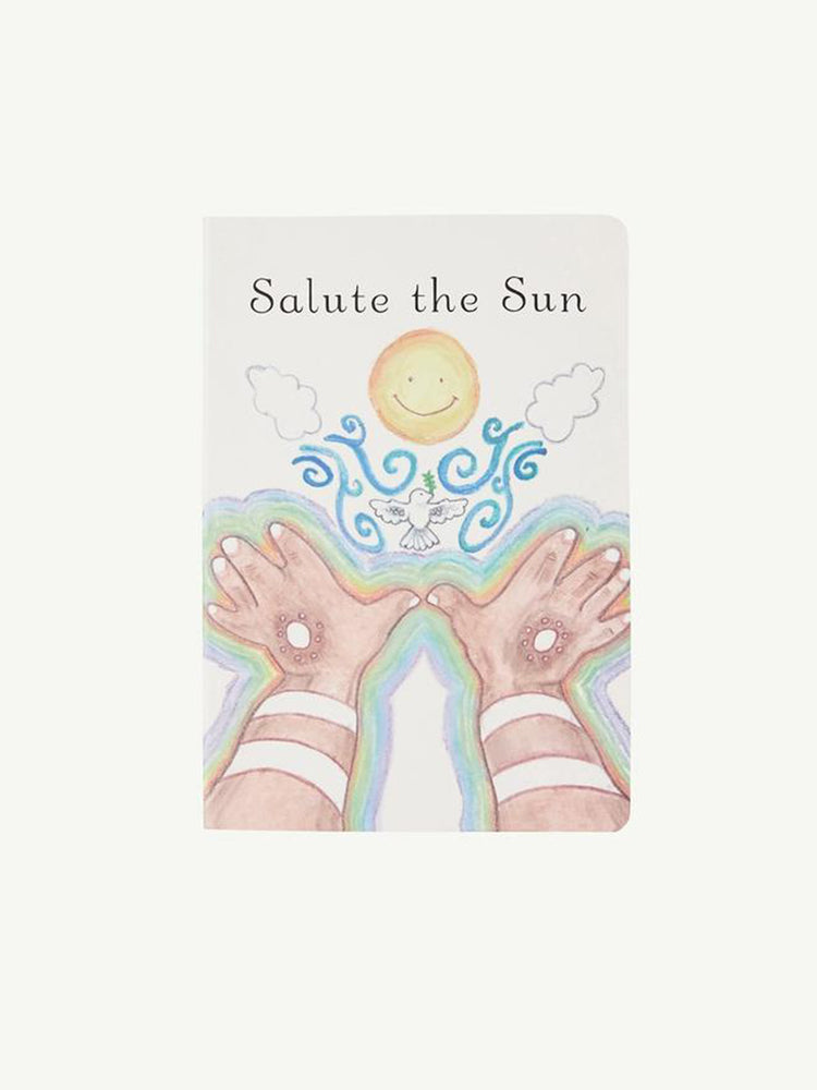 SUMMER AND STORM Salute the Sun Baby Book
