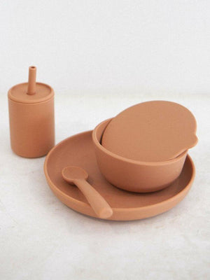 ROMMER Dinner Set - Cinnamon