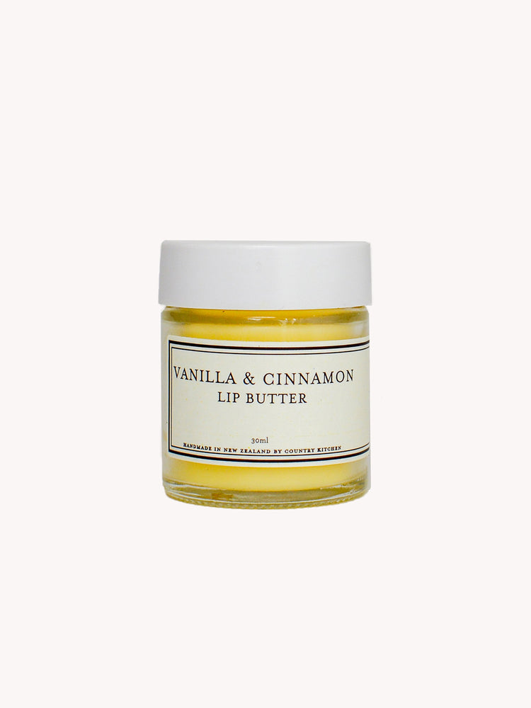 COUNTRY KITCHEN Vanilla and Cinnamon Lip Butter