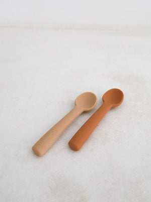 Rommer Baby Silicone Spoons