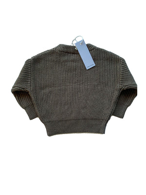 Load image into Gallery viewer, TINY TROVE Clayton Knit - Olive
