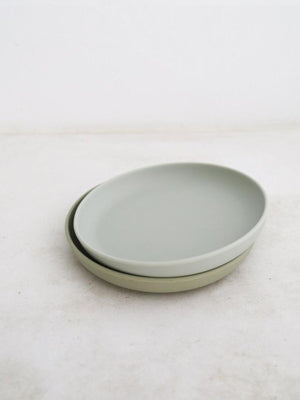 ROMMER Plate Set - Cloud/Oyster