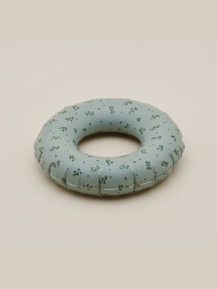 Load image into Gallery viewer, GARBO & FRIENDS Swim Ring - Clover Green