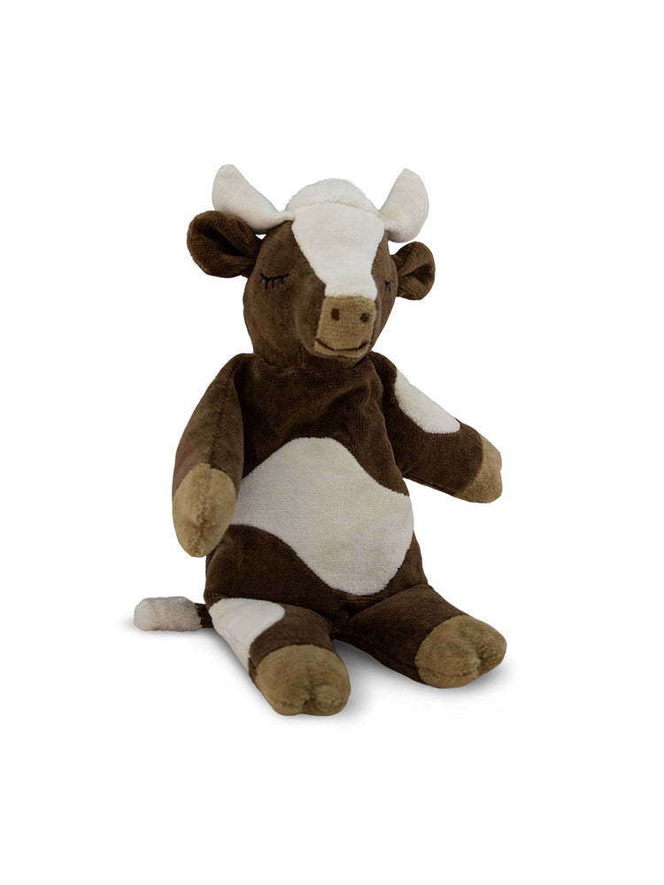 Load image into Gallery viewer, SENGER NATURWELT Small Cuddly Animal - Cow