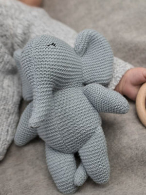 Load image into Gallery viewer, BABY BELLO Elvy the Elephant Cuddle