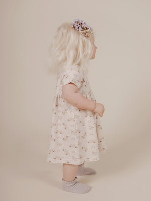 JAMIE KAY Short Sleeve Dress - Sweet Pea Floral