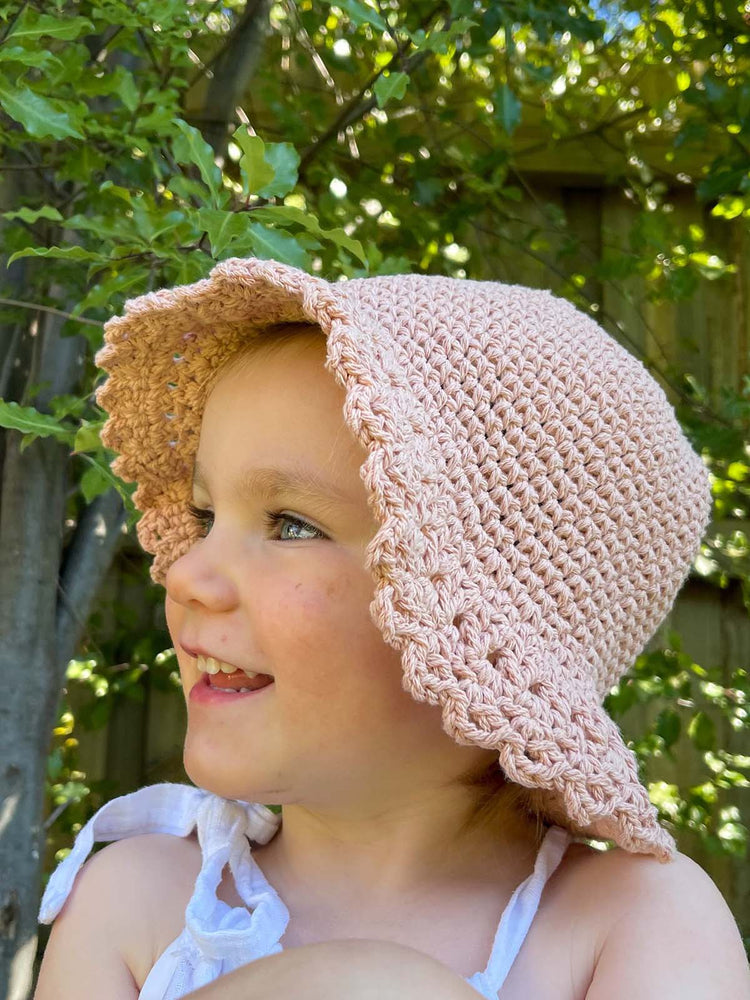 ABILENE Eillea Hat - Dusty Pink