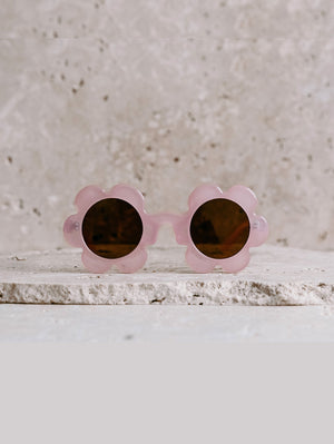 ELLE PORTE Daisy Sunglasses - Fairy Floss