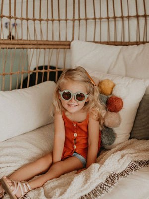 Load image into Gallery viewer, GRECH & CO Kid's Sunglasses - Fern
