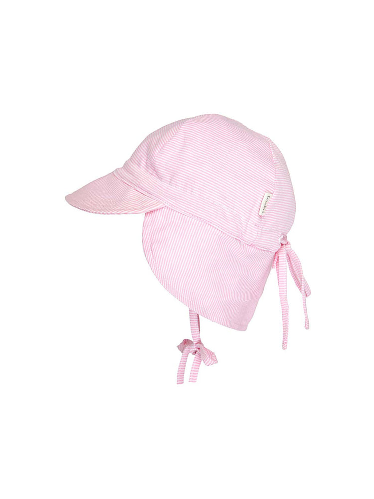 Load image into Gallery viewer, TOSHI Flap Cap Baby - Blush