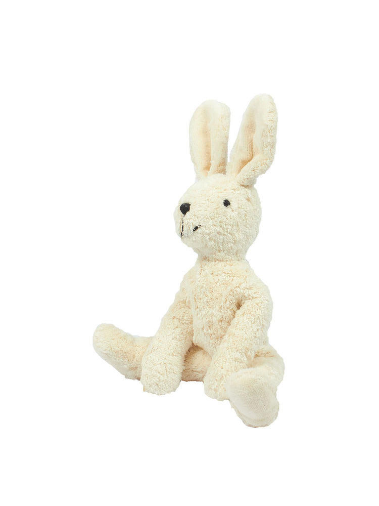 SENGER NATURWELT Small Floppy Animal - Rabbit White