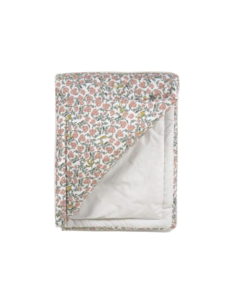Load image into Gallery viewer, GARBO & FRIENDS Floral Vine Blanket