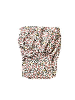 GARBO & FRIENDS Floral Vine Cot Fitted Sheet