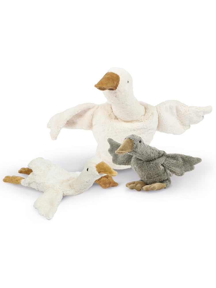 SENGER NATURWELT Small Cuddly Animal - White Goose