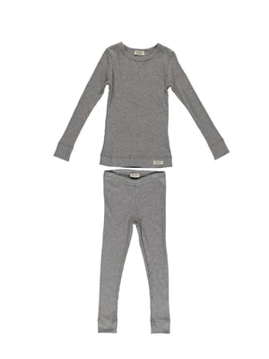 Load image into Gallery viewer, MARMAR COPENHAGEN Sleepwear - Grey Melange