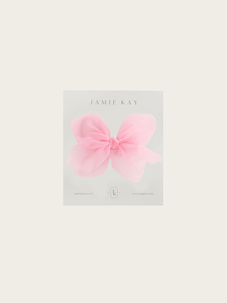 Load image into Gallery viewer, JAMIE KAY Fairy Bow - Light Pink