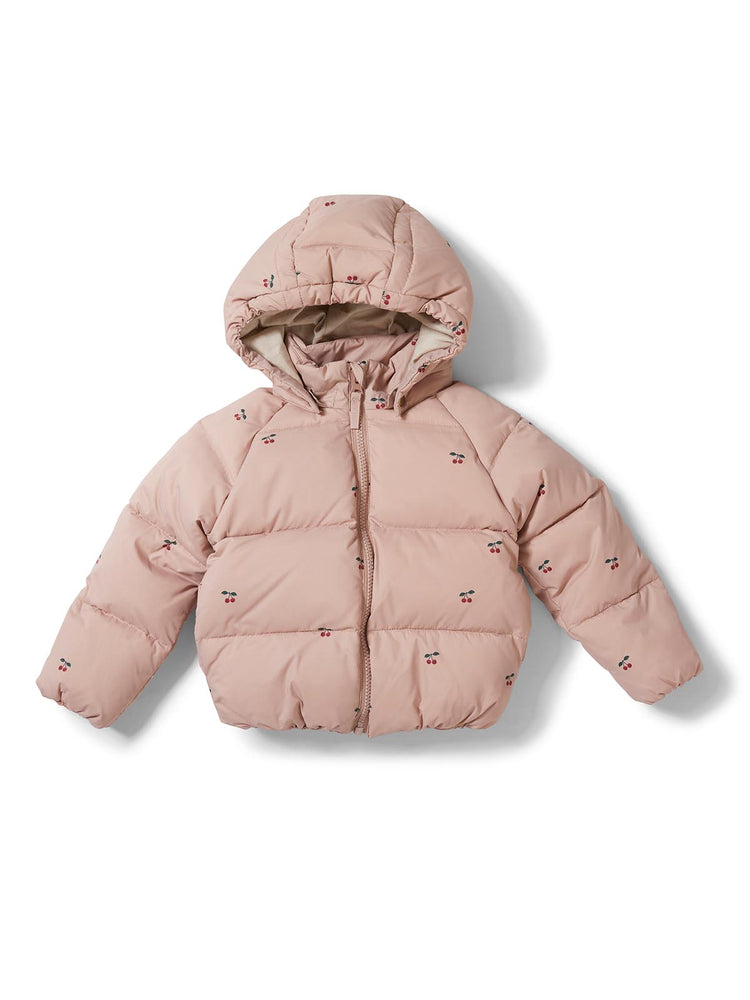KONGES SLOJD Down Jacket - Cherry Blush