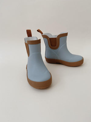 Konges Slojd Welly Rubber Boots Quarry Blue