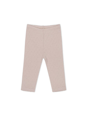 KONGES SLOJD Minnie Pants - Rose Grey