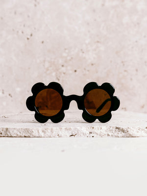 Load image into Gallery viewer, ELLE PORTE Daisy Sunglasses - Liquorice