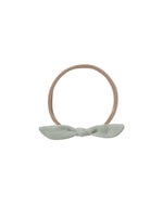 RYLEE + CRU Little Knot Headband - Seafoam