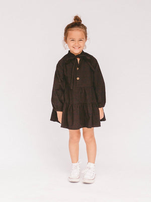 Load image into Gallery viewer, THE LULLABY CLUB Kids Avalon Dress - Jett