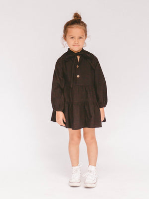 THE LULLABY CLUB Kids Avalon Dress - Jett