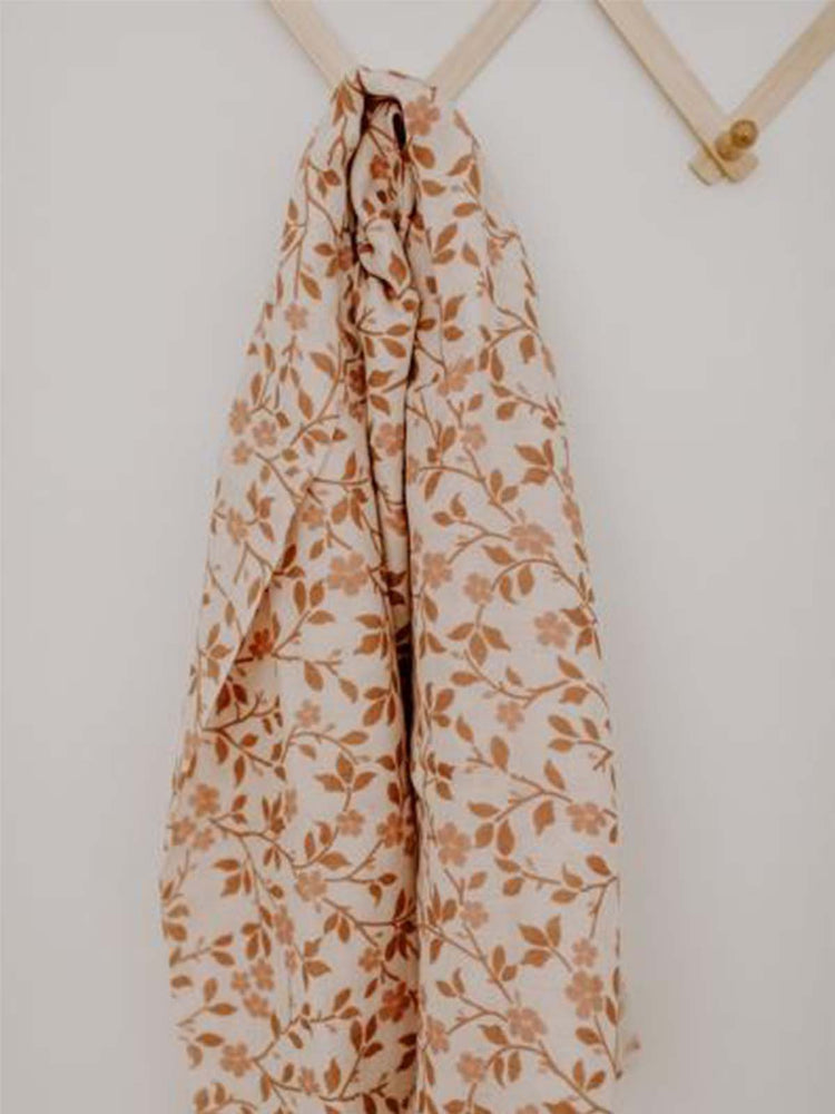 MINI SCOUT Swaddle - Magnolia Tree Brown