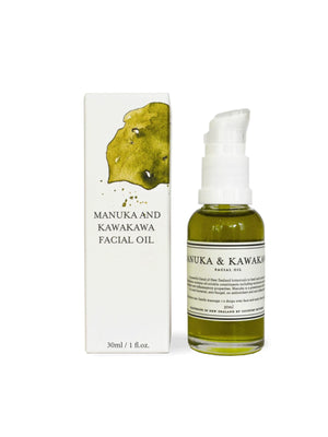 COUNTRY KITCHEN Manuka and Kawakawa Face Serum