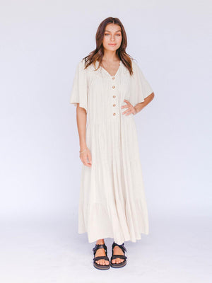 The Lullaby Club Nikita Maxi Dress