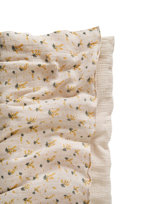 Load image into Gallery viewer, GARBO & FRIENDS Mimosa Muslin Quilt