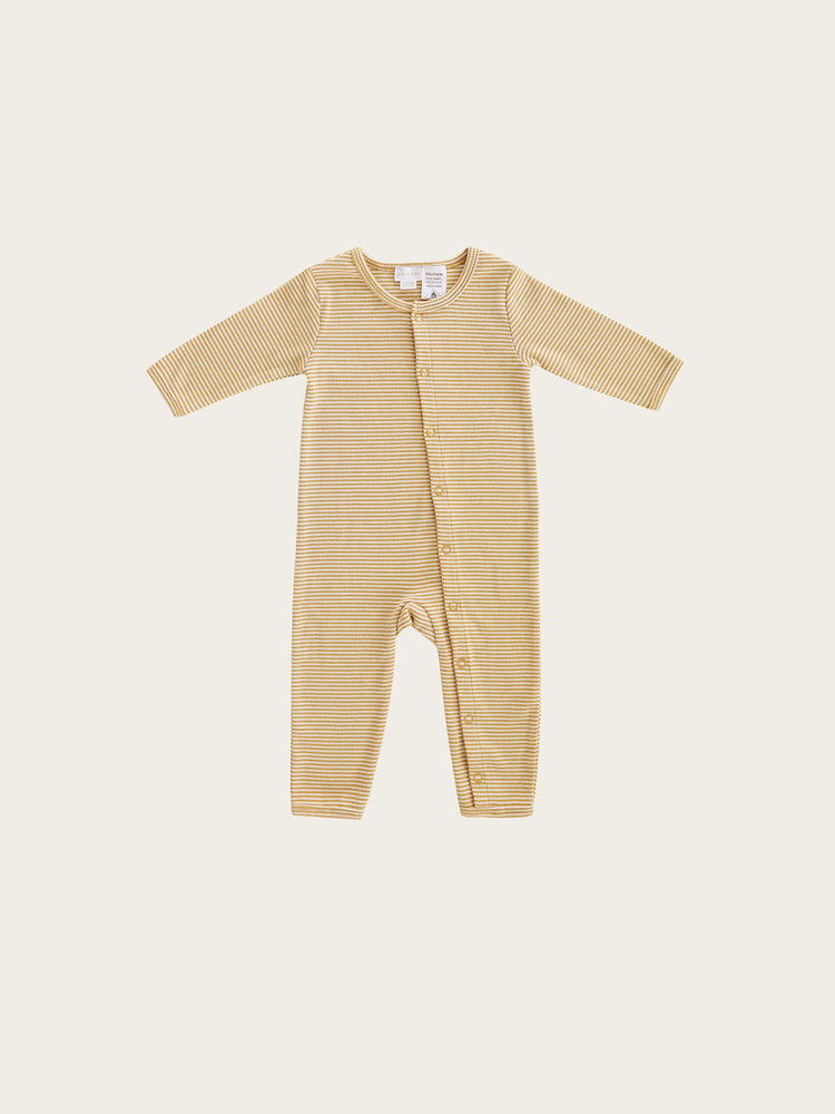 Load image into Gallery viewer, JAMIE KAY Onepiece - Camel Stripe