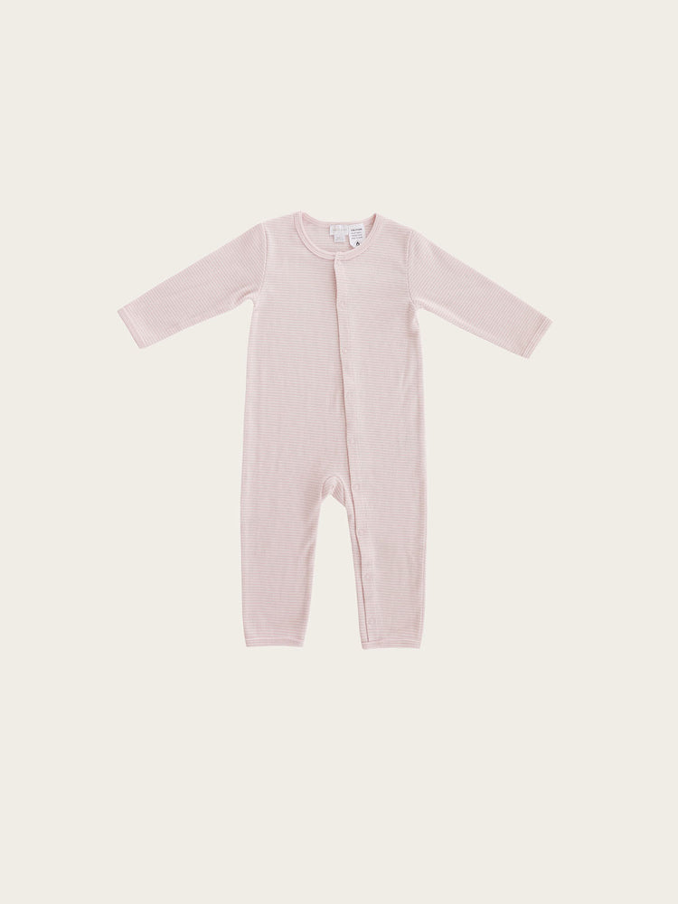 Load image into Gallery viewer, JAMIE KAY Onepiece - Lilac Stripe