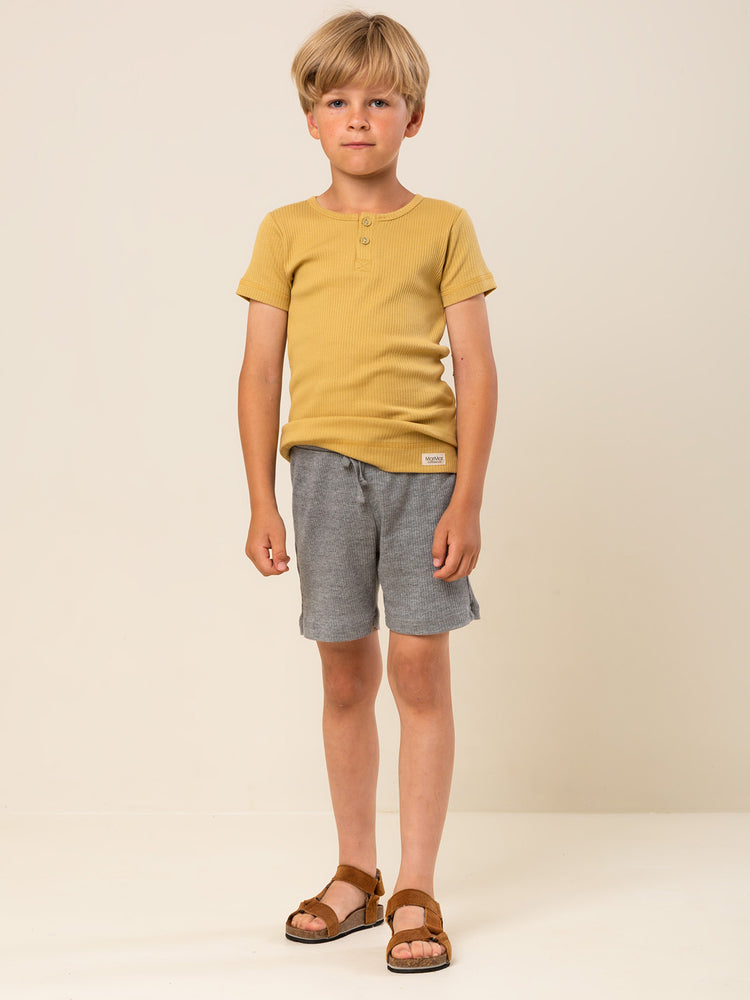 Load image into Gallery viewer, MARMAR COPENHAGEN Short Sleeve Tee - Hay